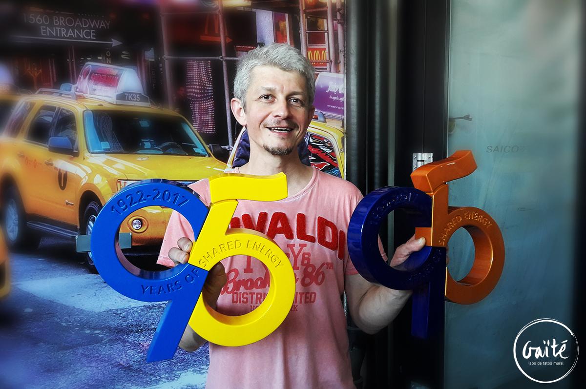 Socomec : les 95 ans