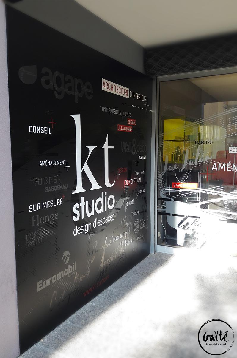 KT Studio – architecture d'intérieur