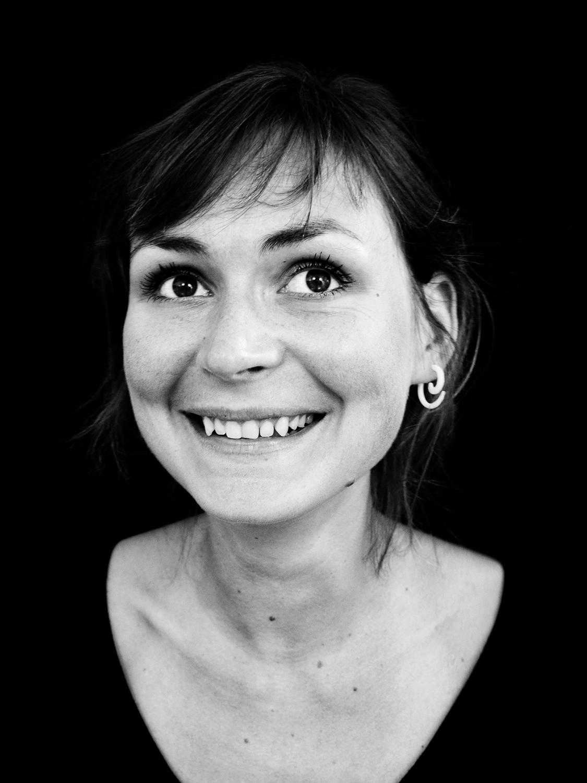 Hélène Guy / Directrice artistique & Graphic designer