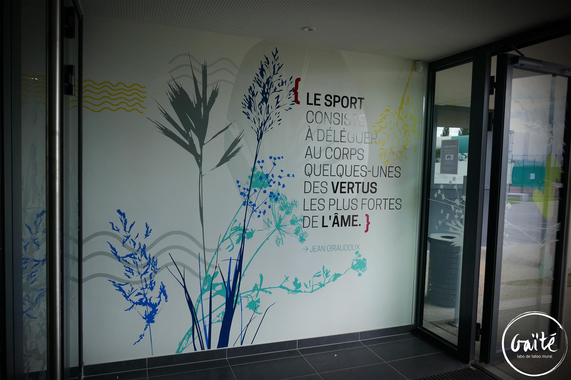 Centre Sportif & Culturel de Wolfisheim (INTERIEUR) – Eurométropole de Strasbourg