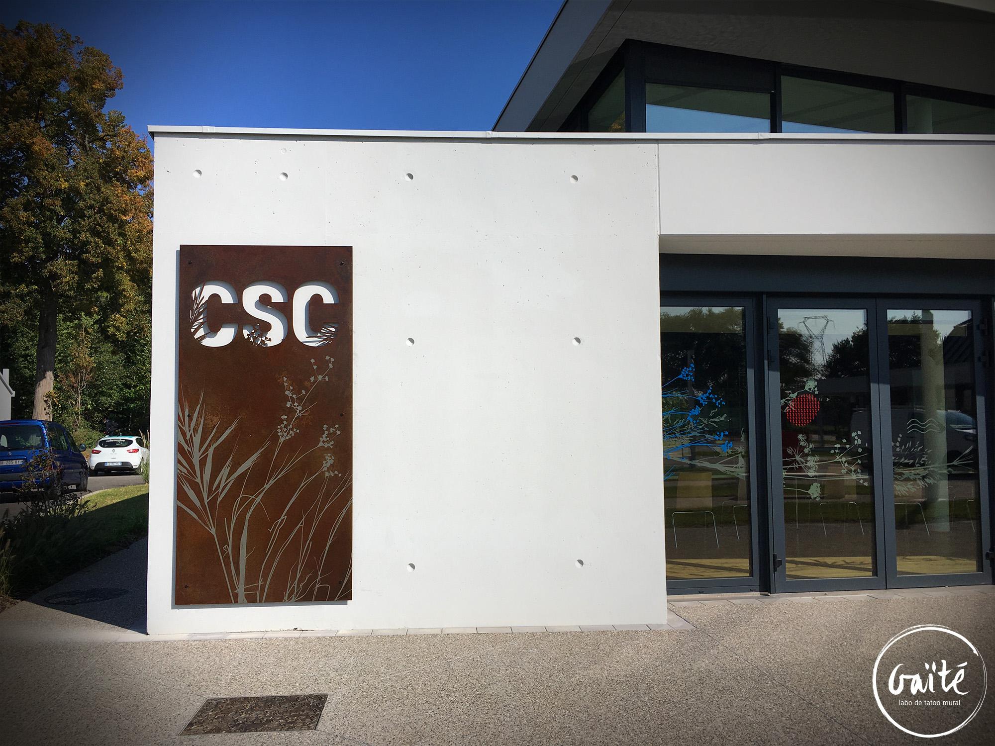 Centre Sportif & Culturel de Wolfisheim (EXTERIEUR) – Eurométropole de Strasbourg