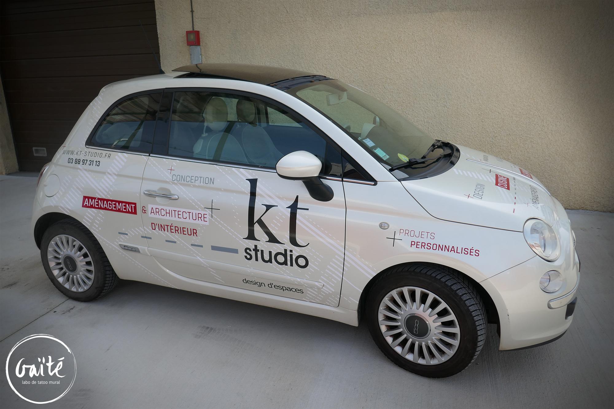 KT Studio – architecture d'intérieur – Schiltigheim